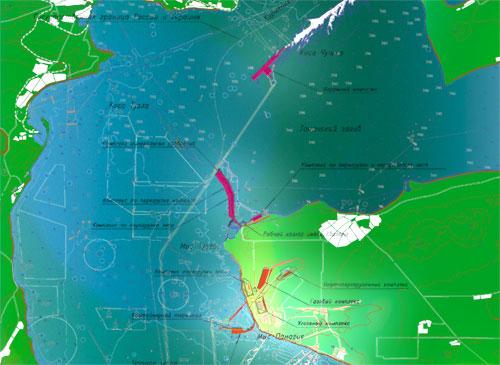 Морской торговый порт Кубань